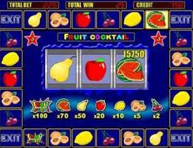 Игровые автоматы - fruit cocktail скачать бесплатно казино pharaon онлайн